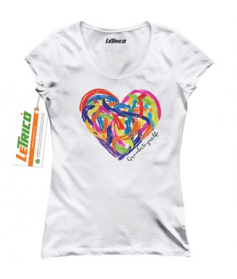 Tricou Give Color To Your Life