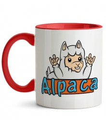 Cană Alpaca