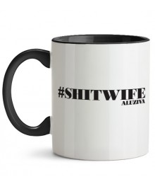 Cană #shitwife + Sticker gratuit