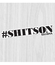 Sticker #shitson