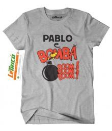 Pablo e bomba