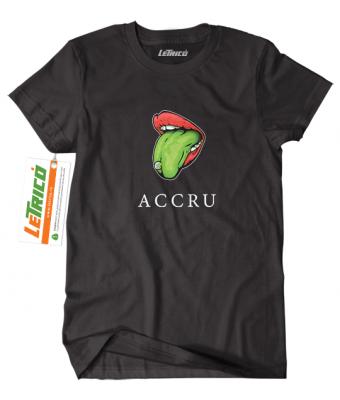 Tricou ACCRU