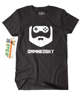 Damnedsky Logo - Lichidare stoc