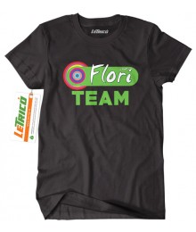 Tricou Flori Team