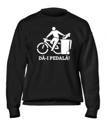 Hanorac fără glugă Da-i pedala