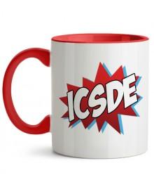 Cană ICSDE