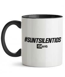 Cană iSilent #suntsilentios