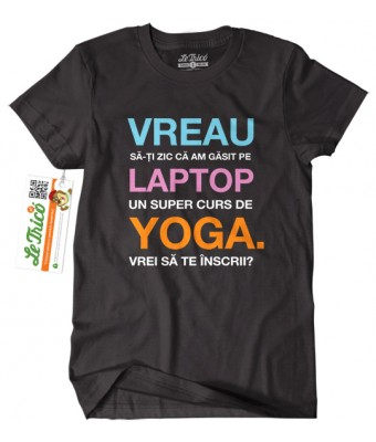 Vreau laptop Yoga