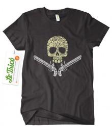 Floral Skull - Lichidare stoc