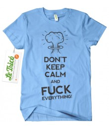 Don't Keep Clam  - Lichidare stoc