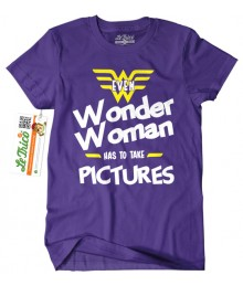 Wonder Woman Photographer