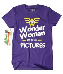Wonder Woman Photographer