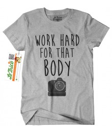 Work Hard for That Body
