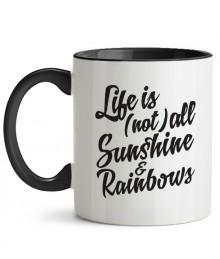 Cană Sunshine and Rainbows