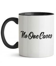 Cană No One Cares
