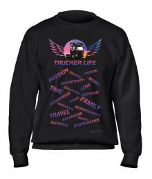 Bluză Trucker Life - Scania