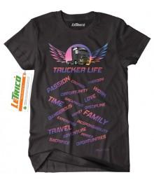 Tricou Trucker Life - Volvo
