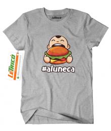 Tricou #aluneca - Plus