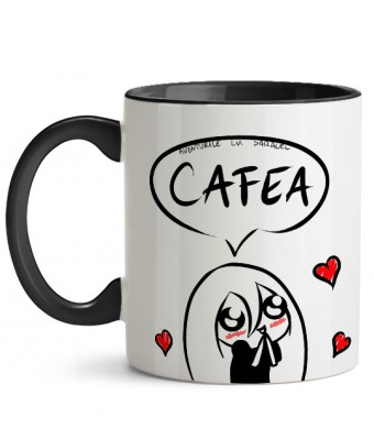 Cană pentru cafea cu Sărăcel