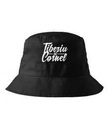 Pălărie Tiberiu si Cornel Text
