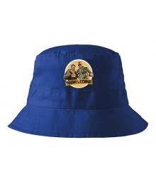 Pălărie Tiberiu si Cornel Logo