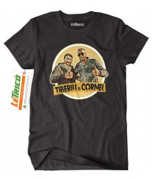 Tricou Tiberiu si Cornel