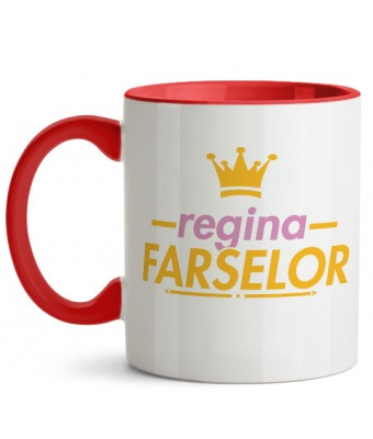 Cană Regina Farselor