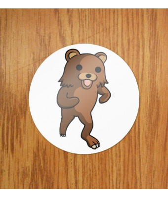 Sticker Pedobear