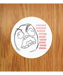 Sticker Rage