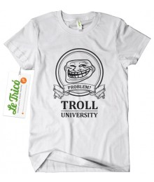 Troll University + sticker gratis