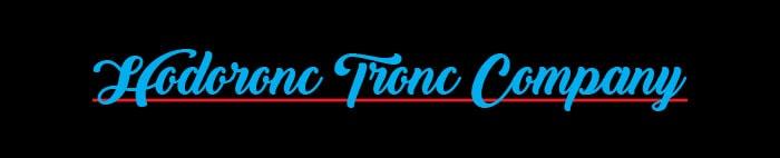 Hodoronc Tronc Company Shop