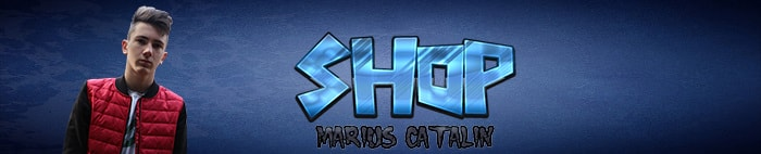 Marius Catalin Shop